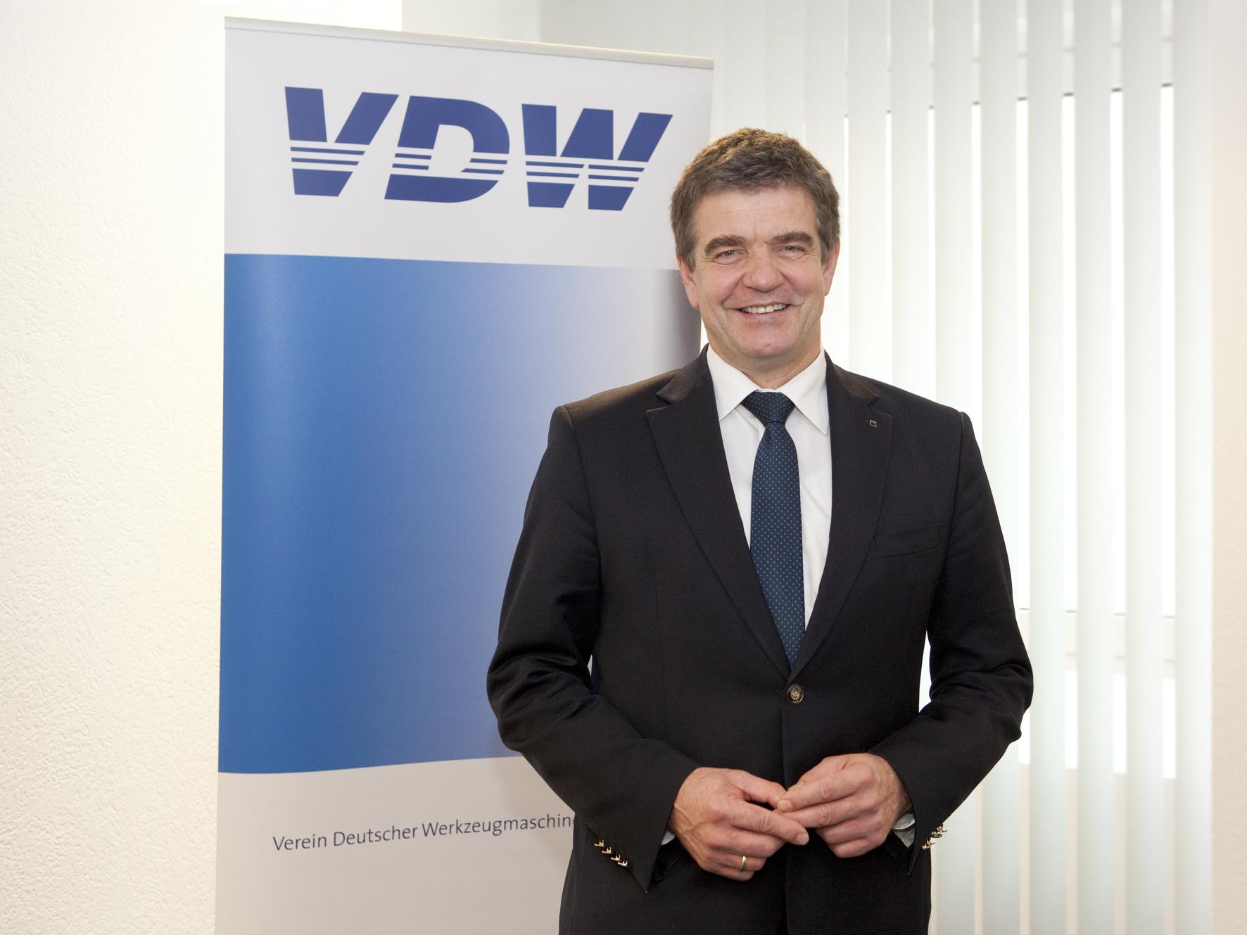 Dr. Heinz-Jürgen Prokop, Vorsitzender VDW