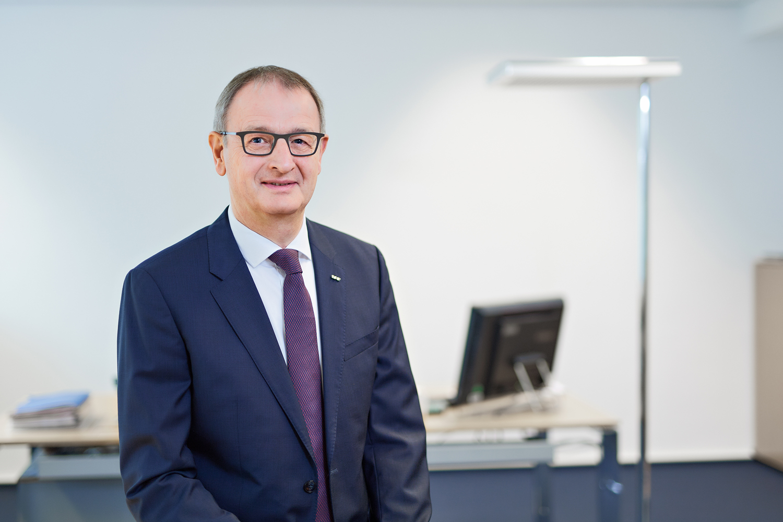 Dr. Wilfried Schäfer, Executive Director VDW